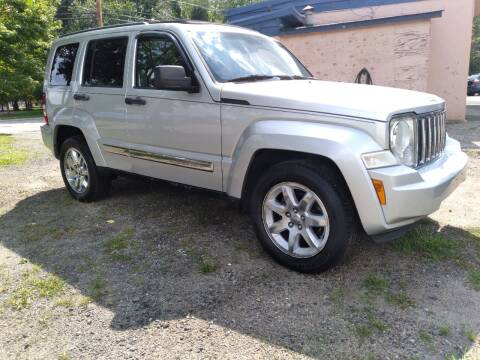 2009 Jeep Liberty for sale at Jan Auto Sales LLC in Parsippany NJ