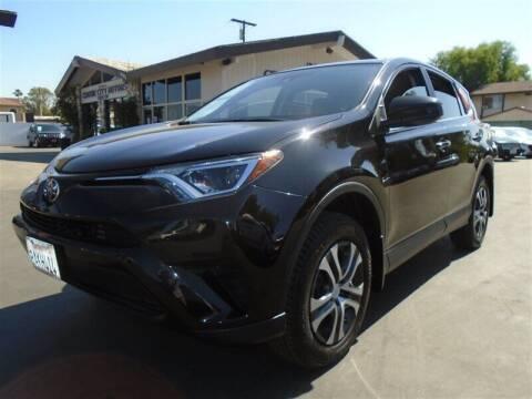 2017 Toyota RAV4 for sale at Centre City Motors in Escondido CA