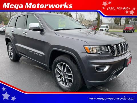 2019 Jeep Grand Cherokee for sale at Mega Motorworks in Appleton WI