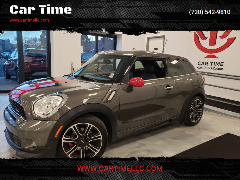 2013 MINI Paceman for sale at Car Time in Denver CO