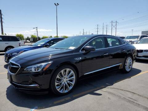 2017 Buick LaCrosse for sale at A.I. Monroe Auto Sales in Bountiful UT