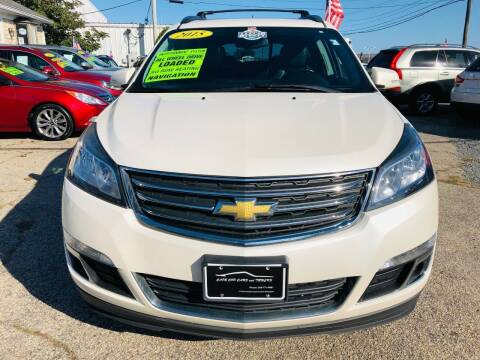 2015 Chevrolet Traverse for sale at Cape Cod Cars & Trucks in Hyannis MA