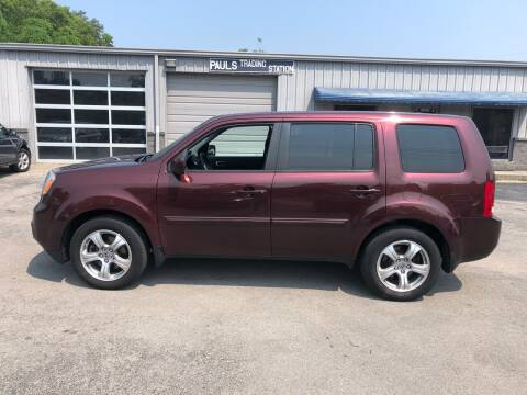 2012 Honda Pilot for sale at Ron's Auto Sales (DBA Paul's Trading Station) in Mount Juliet TN