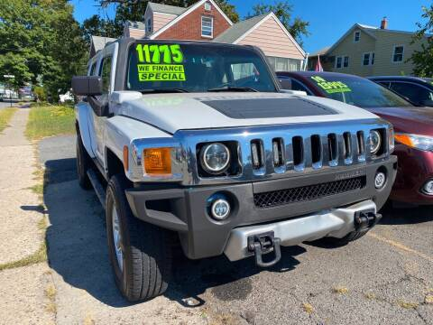 2009 HUMMER H3 for sale at GRAND USED CARS  INC in Little Ferry NJ