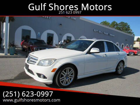2008 Mercedes-Benz C-Class for sale at Gulf Shores Motors in Gulf Shores AL