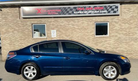 2008 Nissan Altima for sale at Xcelerator Auto LLC in Indiana PA