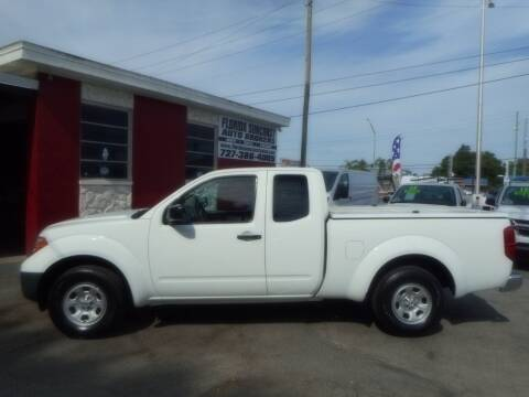 2015 Nissan Frontier for sale at Florida Suncoast Auto Brokers in Palm Harbor FL