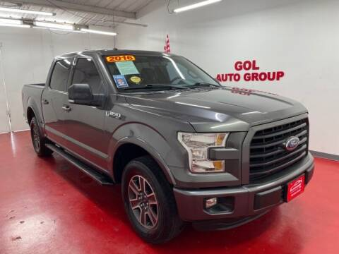 2016 Ford F-150 for sale at GOL Auto Group in Austin TX