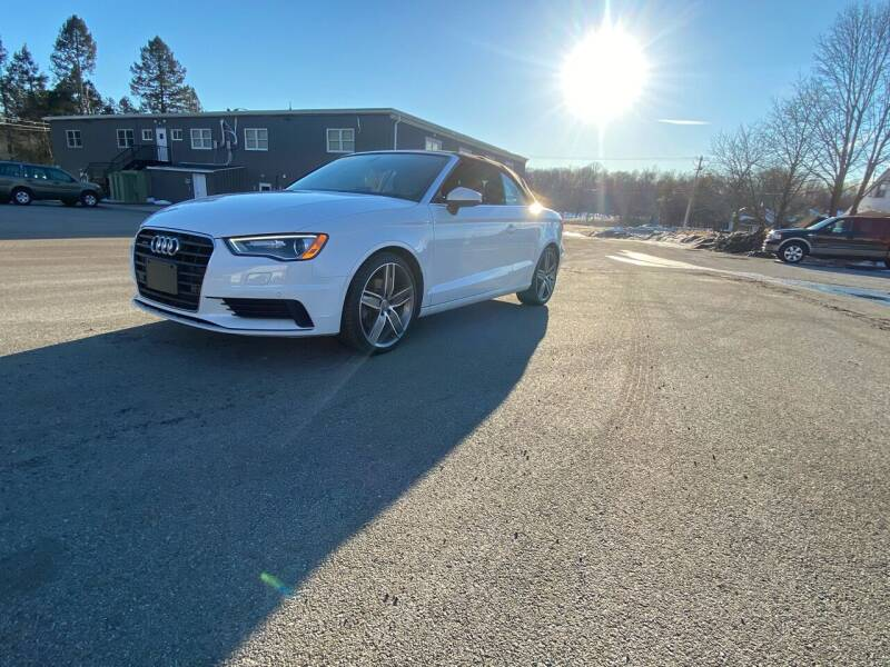 2015 Audi A3 for sale at BEACH AUTO GROUP INC in Fishkill NY