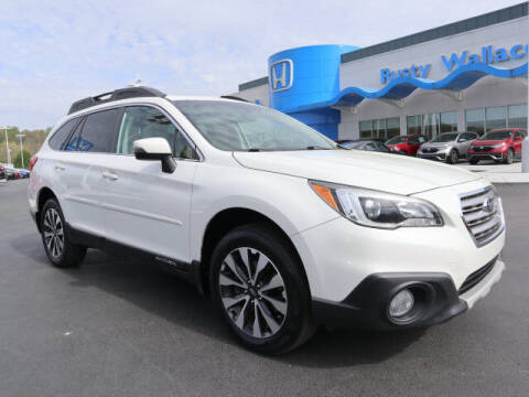 2016 Subaru Outback for sale at RUSTY WALLACE HONDA in Knoxville TN