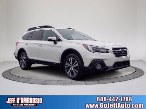 2018 Subaru Outback for sale at Jeff D'Ambrosio Auto Group in Downingtown PA