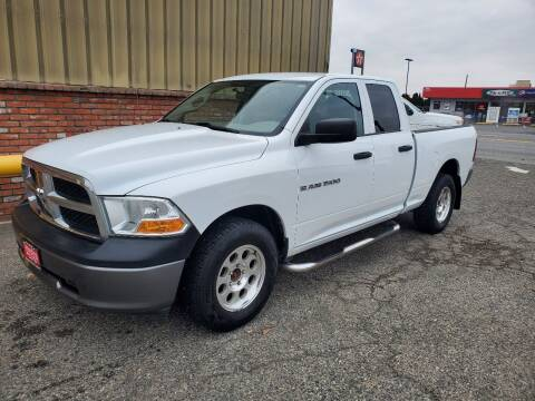 2011 RAM Ram Pickup 1500 for sale at Harding Motor Company in Kennewick WA
