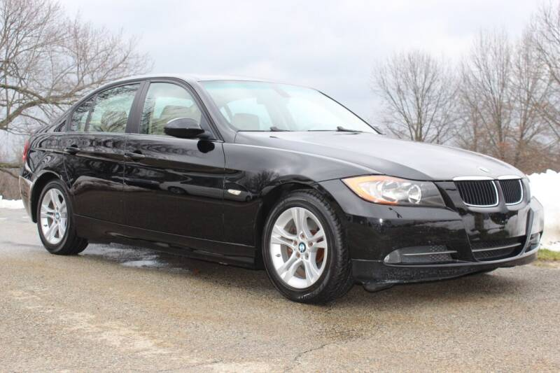 2008 BMW 3 Series for sale at Harrison Auto Sales in Irwin PA