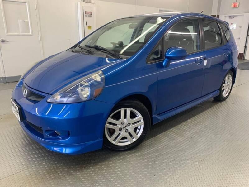 2007 Honda Fit for sale at TOWNE AUTO BROKERS in Virginia Beach VA