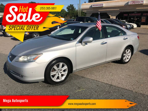 2007 Lexus ES 350 for sale at Mega Autosports in Chesapeake VA
