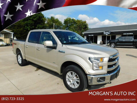 2017 Ford F-150 for sale at Morgan's Auto Inc in Paoli IN