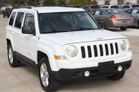 2014 Jeep Patriot for sale at Sandusky Auto Sales in Sandusky MI