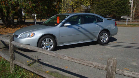 2011 Chevrolet Impala for sale at Southeast Motors INC in Middleboro MA