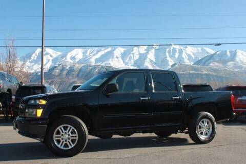 2012 Chevrolet Colorado for sale at REVOLUTIONARY AUTO in Lindon UT