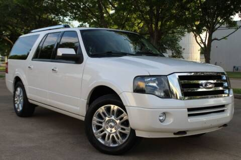 2011 Ford Expedition EL for sale at DFW Universal Auto in Dallas TX