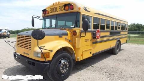 2003 International Blue Bird for sale at Global Bus Sales & Rentals in Alice TX