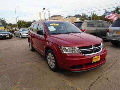 2014 Dodge Journey for sale at Metroplex Motors Inc. in Houston TX