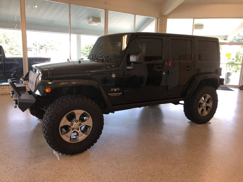 2017 Jeep Wrangler Unlimited for sale at Haynes Auto Sales Inc in Anderson SC