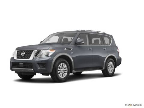 2019 Nissan Armada for sale at Rick Hill Auto Credit in Dyersburg TN