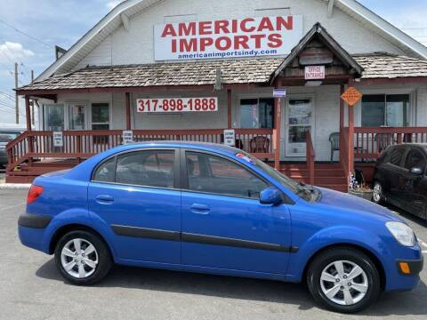 2009 Kia Rio for sale at American Imports INC in Indianapolis IN