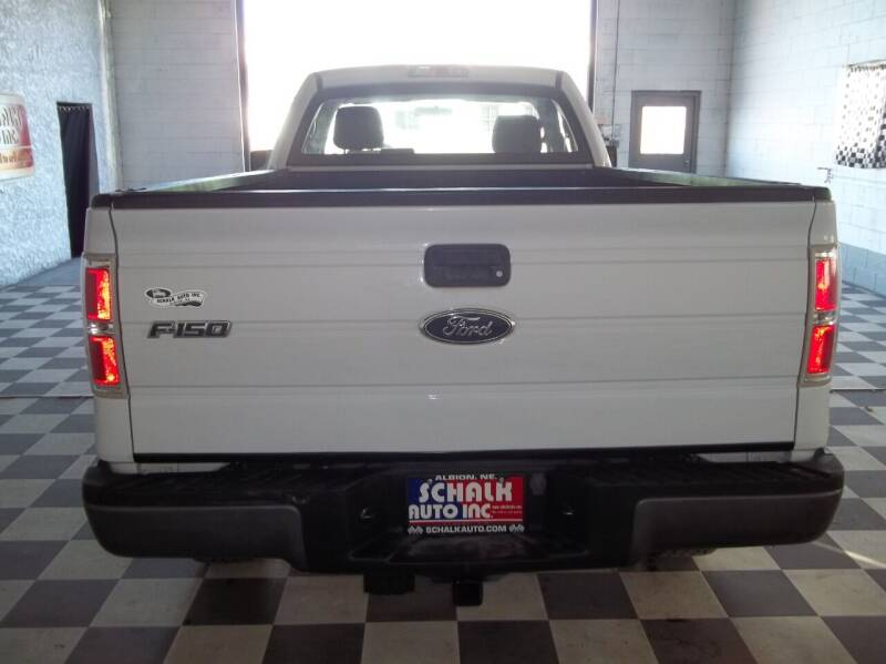 2009 Ford F-150 4x4 XL 2dr Regular Cab Styleside 8 ft. LB - Albion NE