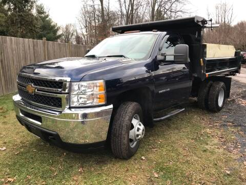 2011 Chevrolet C/K 3500 Series for sale at ALL Motor Cars LTD in Tillson NY