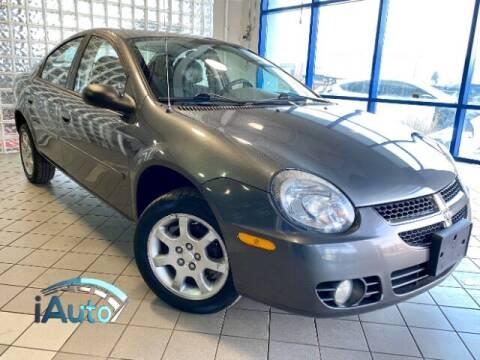 2003 Dodge Neon for sale at iAuto in Cincinnati OH