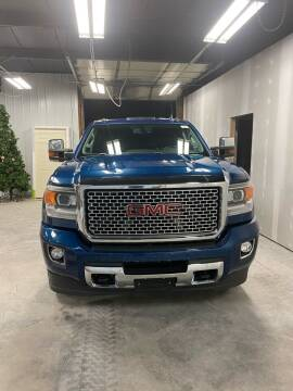 2015 GMC Sierra 2500HD for sale at MJ'S Sales in Foristell MO