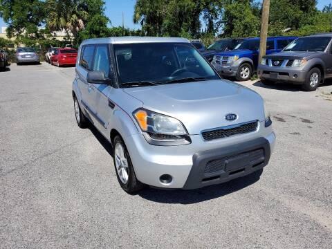 2011 Kia Soul for sale at Jamrock Auto Sales of Panama City in Panama City FL