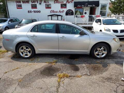2010 Chevrolet Malibu for sale at Class Act Motors Inc in Providence RI