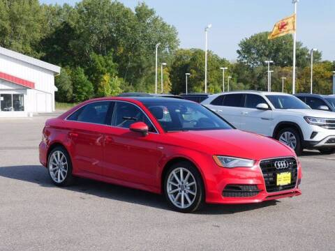 2015 Audi A3 for sale at Park Place Motor Cars in Rochester MN