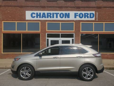 2018 Ford Edge for sale at Chariton Ford in Chariton IA