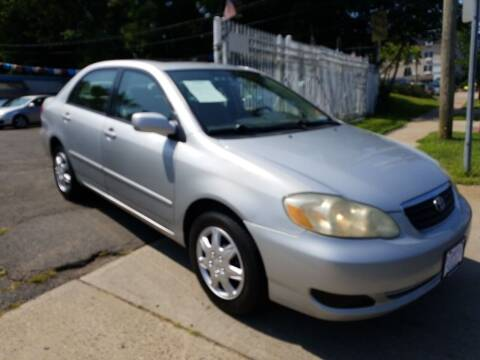 2007 Toyota Corolla for sale at New Plainfield Auto Sales in Plainfield NJ