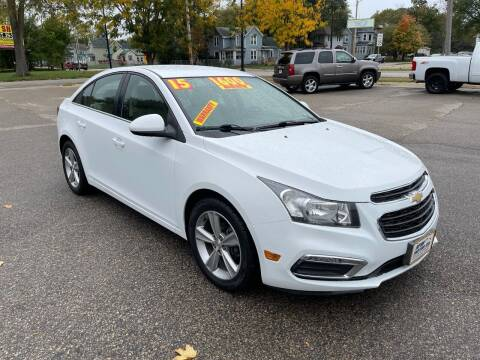 2015 Chevrolet Cruze for sale at RPM Motor Company in Waterloo IA