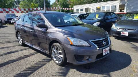 2013 Nissan Sentra for sale at Car Complex in Linden NJ