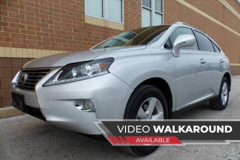 2013 Lexus RX 350 for sale at Macomb Automotive Group in New Haven MI