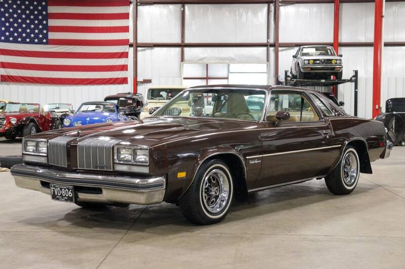 1977 Oldsmobile Cutlass Supreme for sale in Grand Rapids, MI