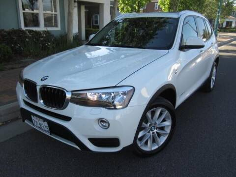 2017 BMW X3 for sale at PREFERRED MOTOR CARS in Covina CA