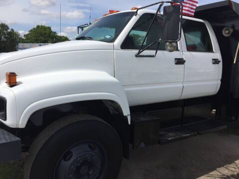 2001 Chevrolet C7500 for sale at BSA Used Cars in Pasadena TX