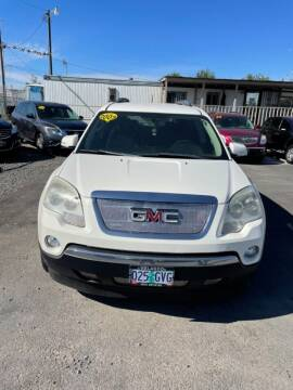 2009 GMC Acadia for sale at Velascos Used Car Sales in Hermiston OR