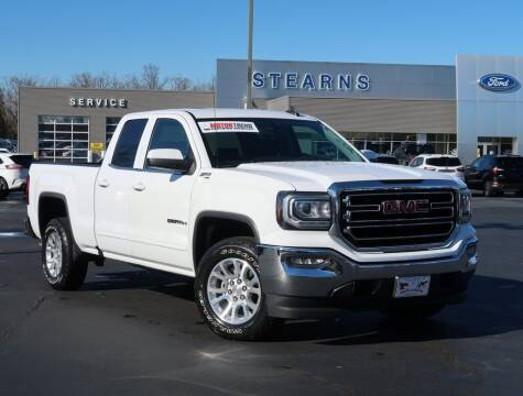 2017 GMC Sierra 1500 for sale at Stearns Ford in Burlington NC