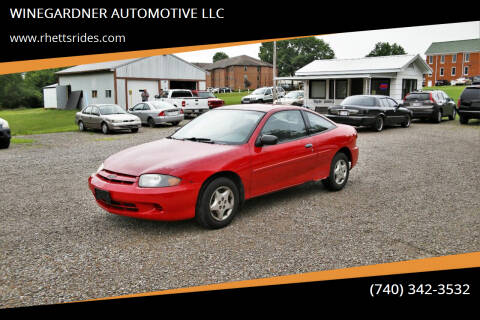 2005 Chevrolet Cavalier for sale at WINEGARDNER AUTOMOTIVE LLC in New Lexington OH