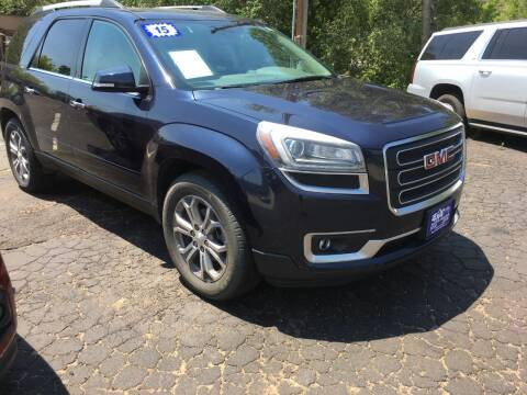 2015 GMC Acadia for sale at 4X4 Auto in Cortez CO