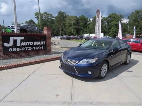 2013 Lexus ES 350 for sale at J T Auto Group in Sanford NC