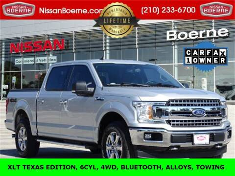 2019 Ford F-150 for sale at Nissan of Boerne in Boerne TX